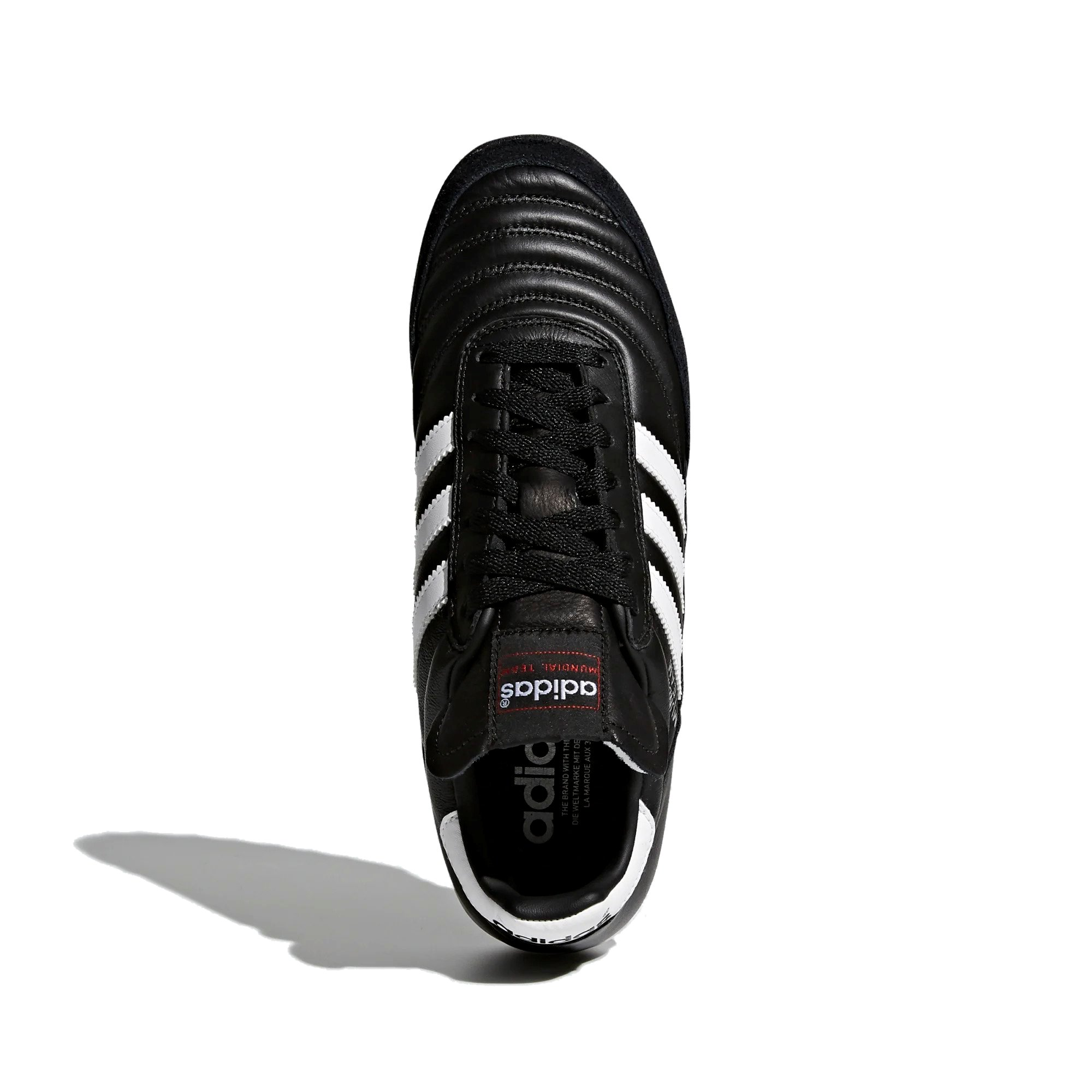 7ec4d1c9fe7 Adidas Mundial Team Unisex Soccer Cleats. click on thumbnail to zoom