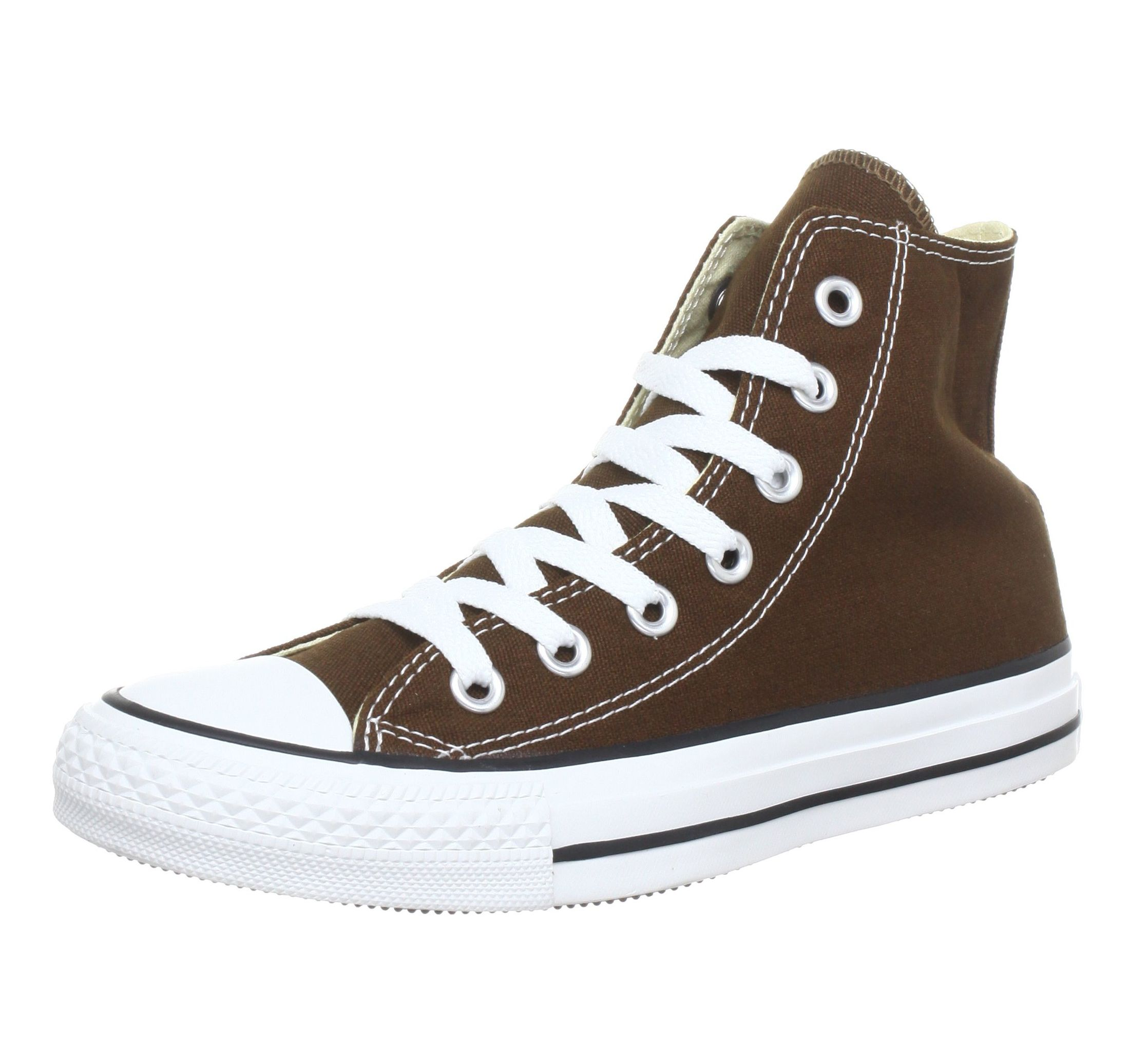 Converse All Star Chuck Taylor Hi Brown Chocolate Shoes