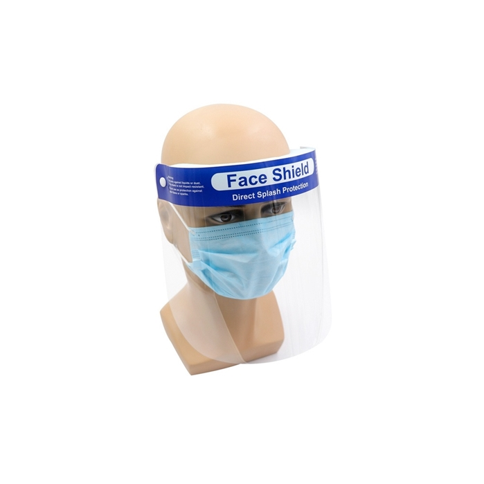 Face Shields Set of 4