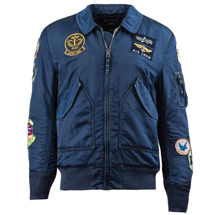 ALPHA INDUSTRIES CWU Pilot Jacket