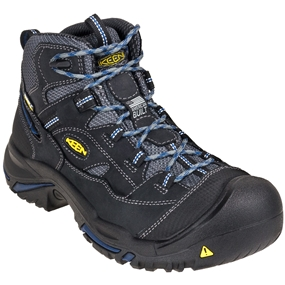 Men's Grey Waterproof EH Braddock Mid Hikers