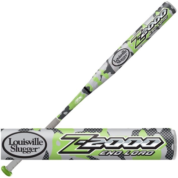2014 Louisville Slugger Z2000 Softball Bat Slow Pitch - End Load ASA SBZ214-UE