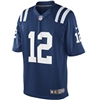 NFL Indianapolis Colts Andrew Luck On Field Limited Jersey
