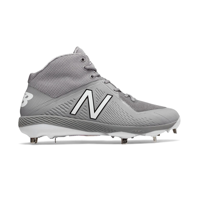 Mid-Cut Grey MM4040AG4 Metal Cleat