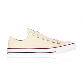 CHUCK TAYLOR ALL STAR LOW UNBLEACHED WHITE SHOE