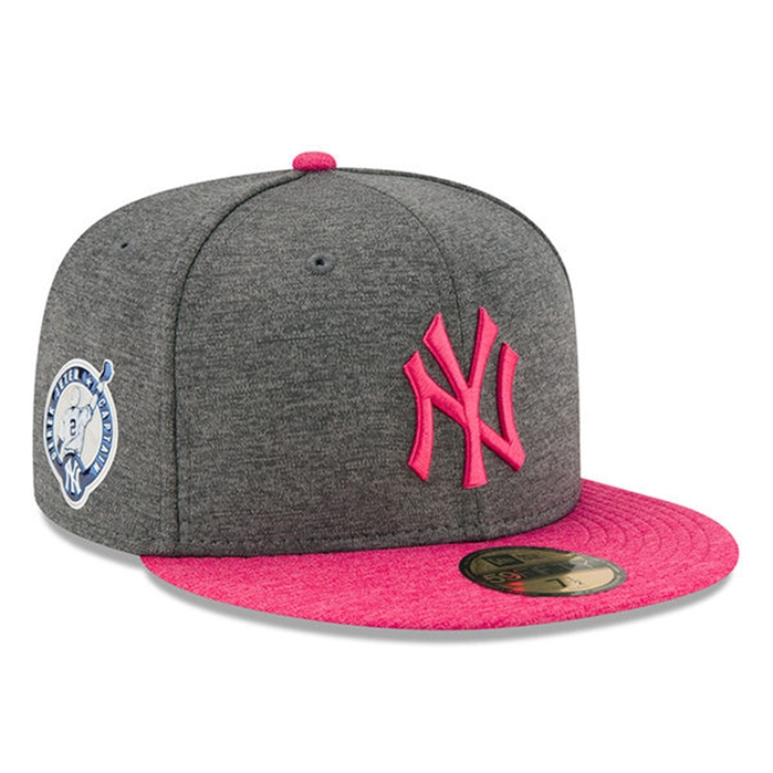 New Era Men's New York Yankees 59Fifty Jeter Mother's Day Hat