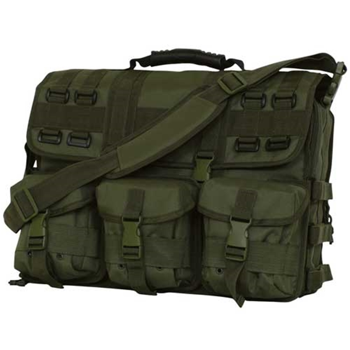 Tactical Field Briefcase