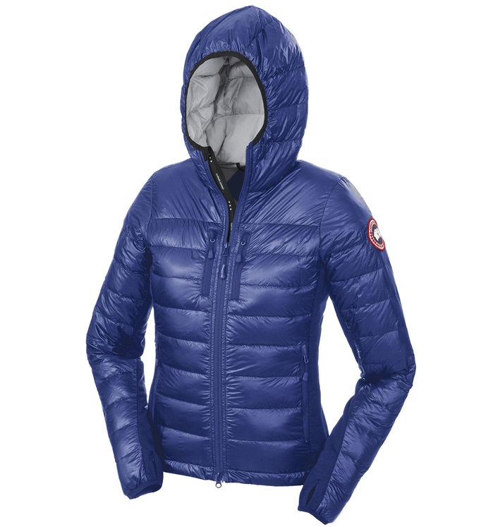 Canada Goose Ladies Hybridge Lite Hoody Jacket