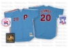 1976 Philadelphia Phillies Road Throwback Jersey