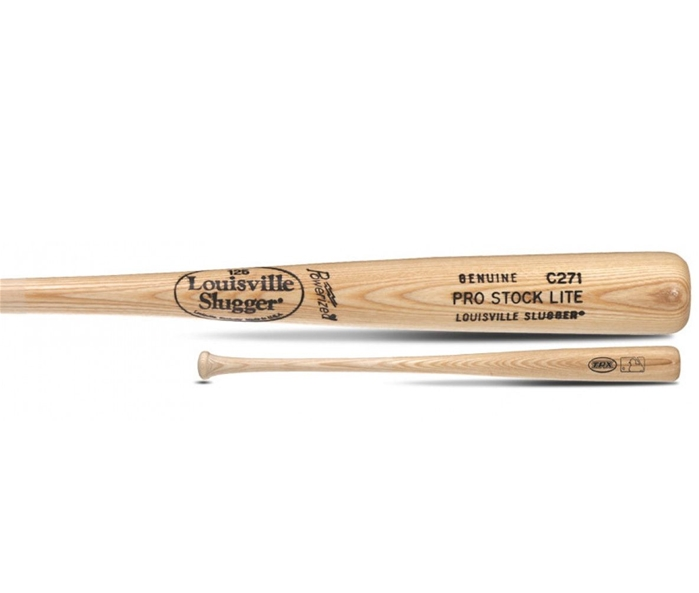 Pro Stock Lite Natural Baseball Bat PLC271