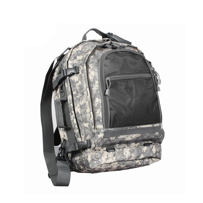 Move Out Bag Backpack acu and black