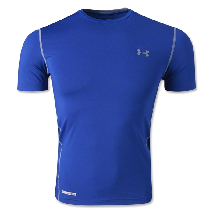 UA HeatGear® Sonic Fitted Short Sleeve T-Shirt