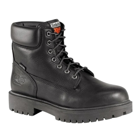 Timberland Mens PRO Direct Attach 6in Soft Toe Boot