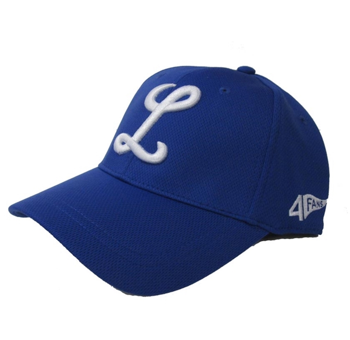 Los Tigres Del Licey Royal Baseball Flex Fit Cap