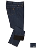 1950D Exodry Micro Fleece Lined Relaxed Fit Jeans