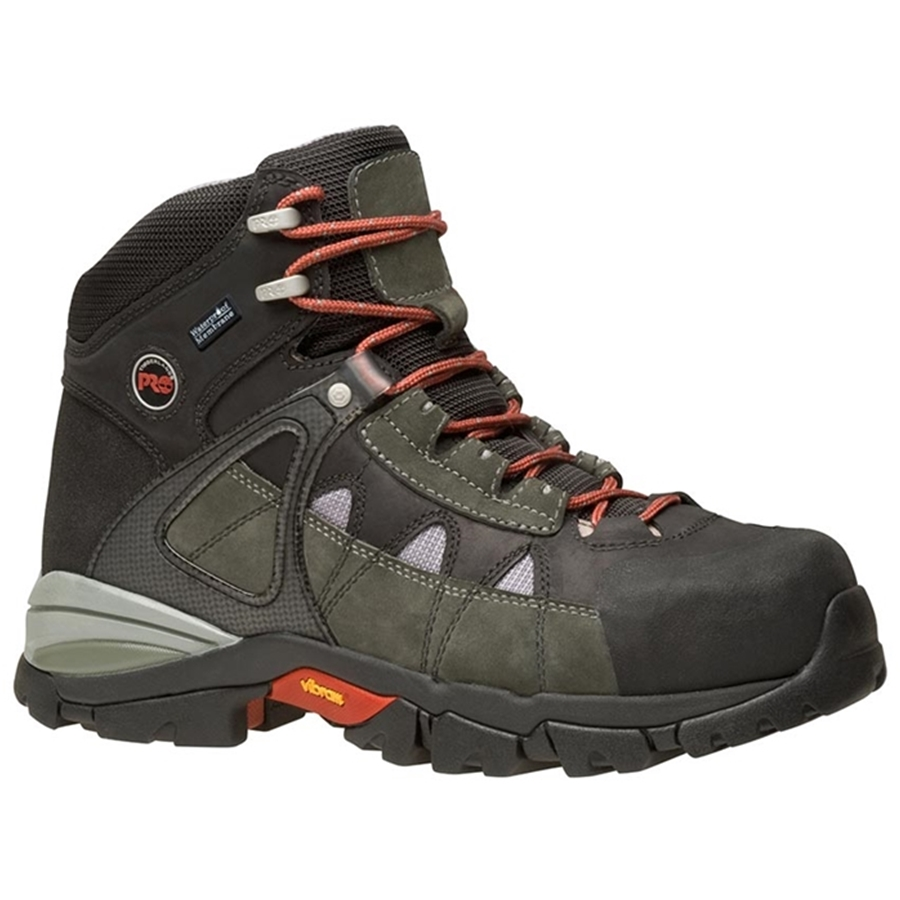 ad3f8694f77 Mens 6 Inch Hyperion XL Waterproof Soft Toe Hiking Boot