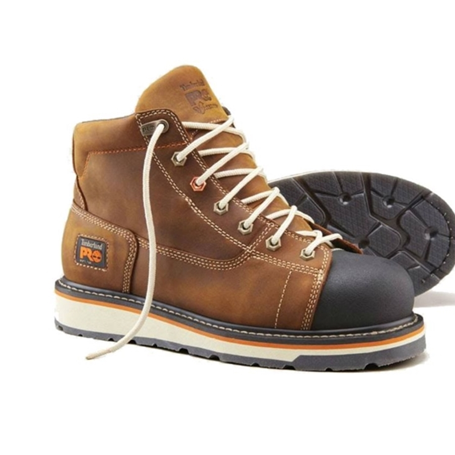 040d15ae11c Timberland Pro Gridworks Wedge Soft Toe Work Boot