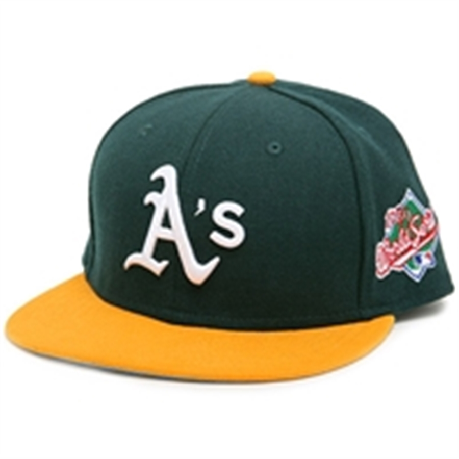 Oakland Athletics Authentic 1989 World Series Cap 8ddb4a5e620