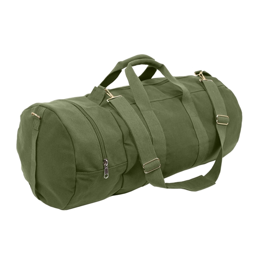 Double-Ender Canvas Sports Bag 9f2d2121da8