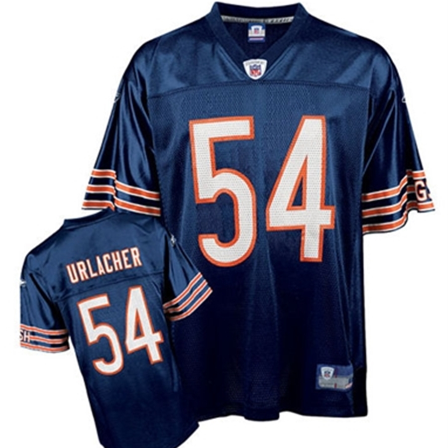f401476fa NFL Chicago Bears  54 Brian Urlacher Jersey. click on thumbnail to zoom