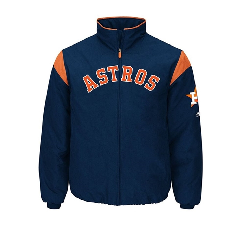 Majestic Authentic Houston Astros On-Field Premier Jacket