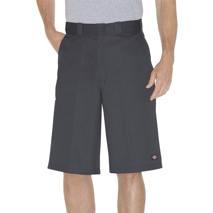 Dickies 13 inch Loose Fit Multi-Use Pocket Work Charcoal front view