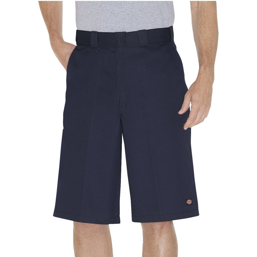 Dickies 13 inch Loose Fit Multi-Use Pocket Work Navy front view