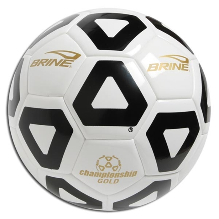 Championship GOLD Soccerball
