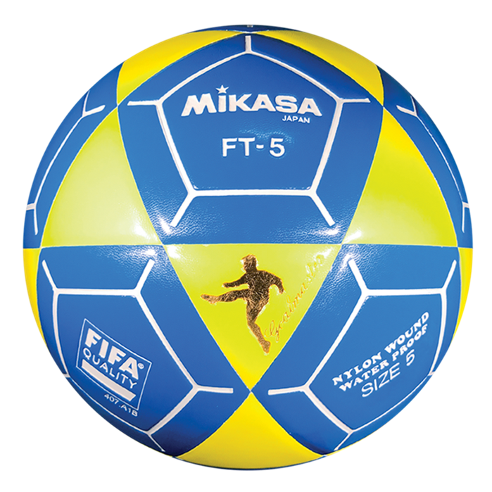 Goal Master Soccer FT5 Yellow Royal Ball