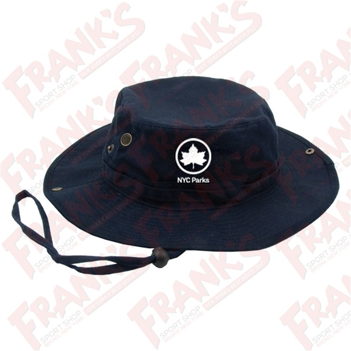 NYC Parks Safari Hat