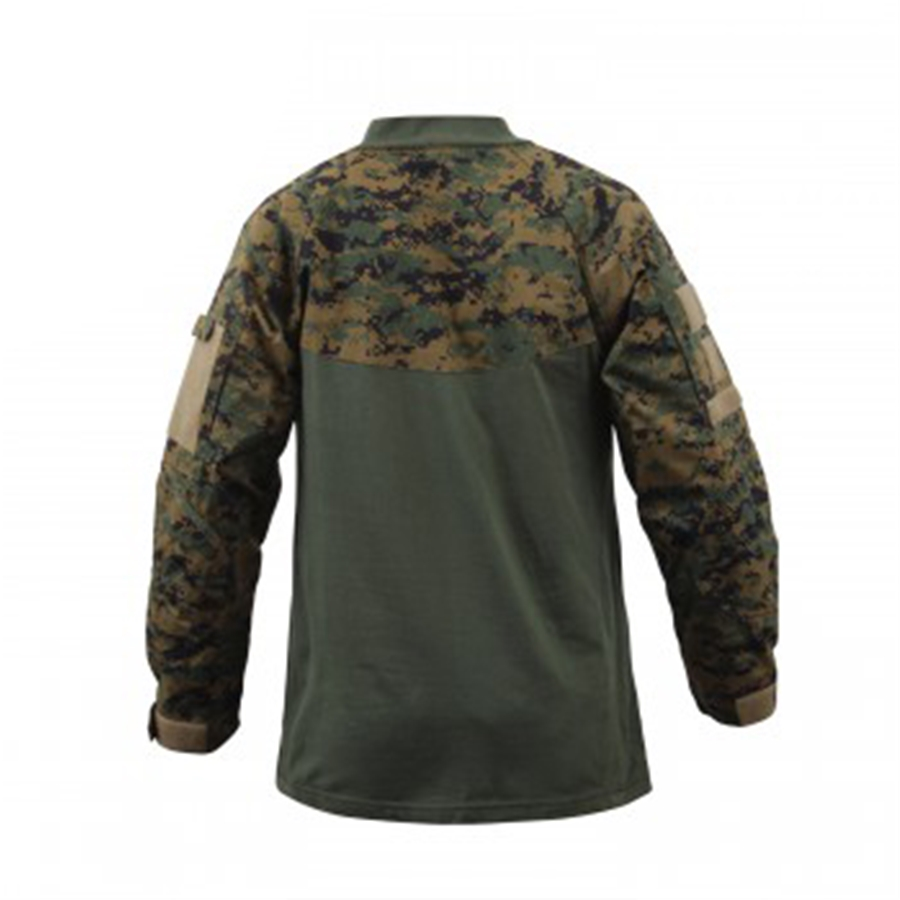 Franks Body Shop >> Rothco Military Combat Shirt