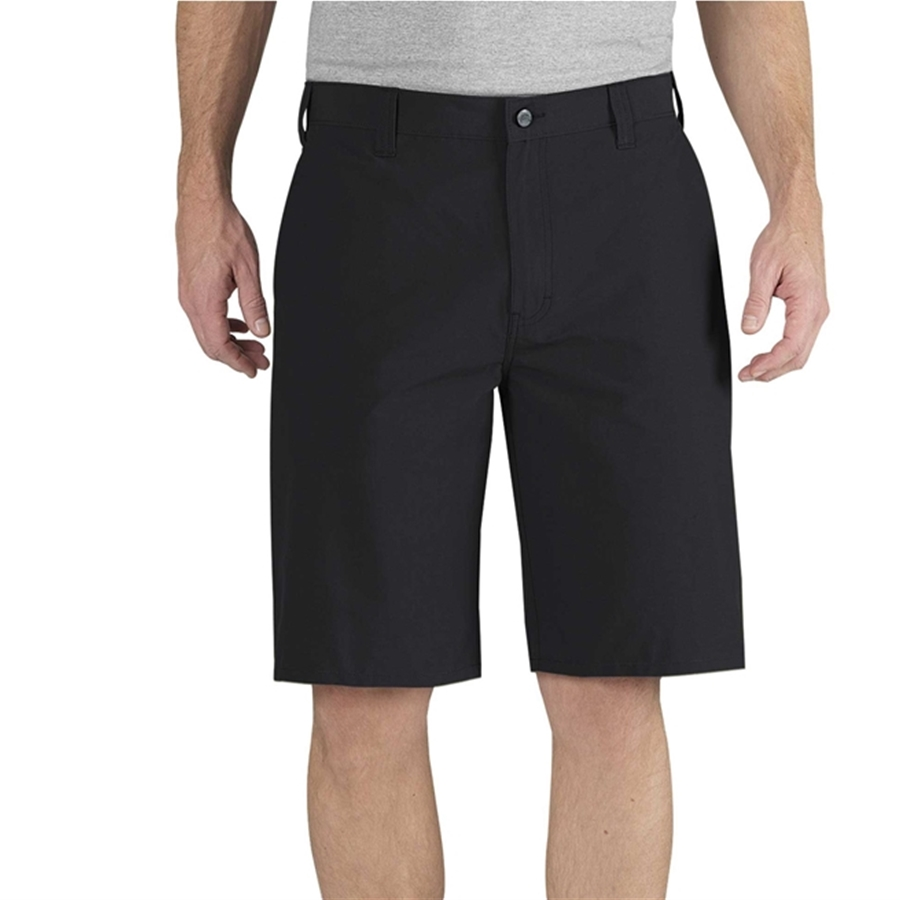"Dickies Performance 11"" Relaxed Fit Flat Front Short"