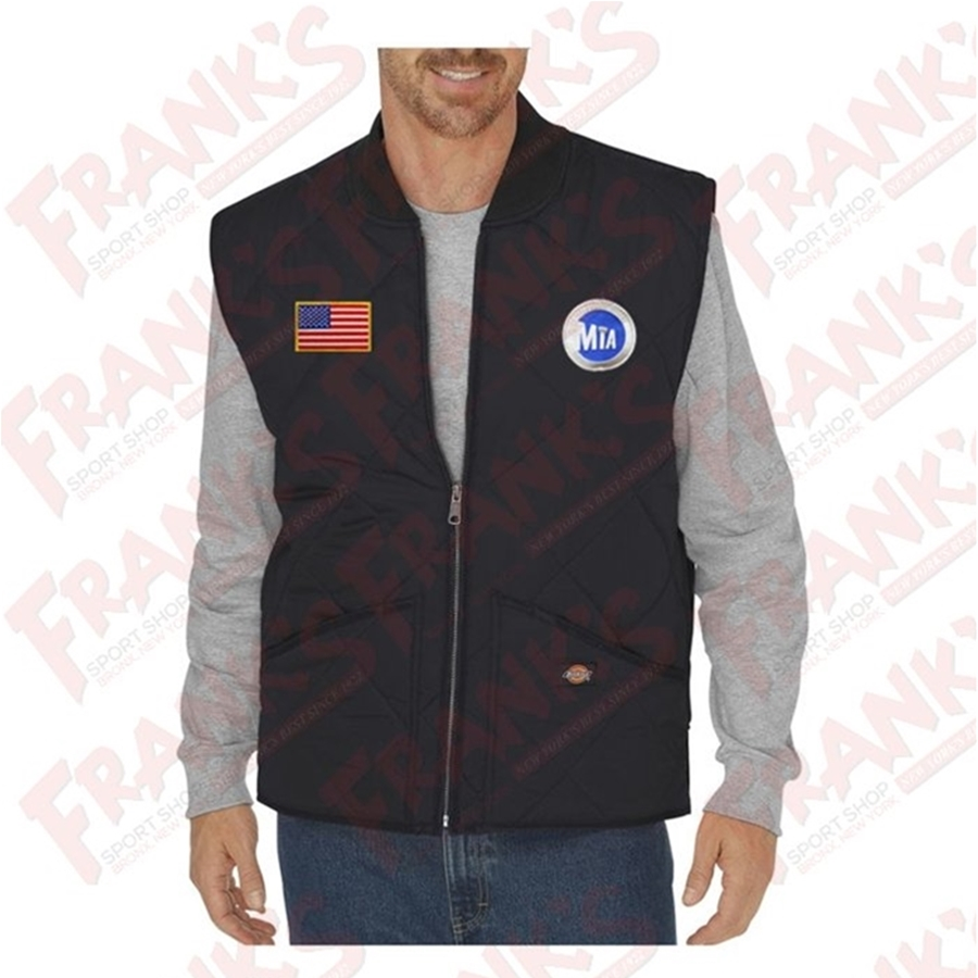 Dickies MTA Diamond Quilted Nylon Vest