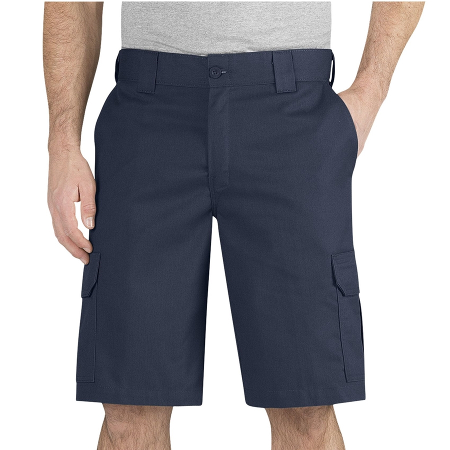 Dickies Flex 11 inch Regular Fit Dark Navy Cargo Short