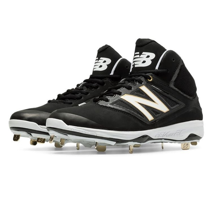 New Balance Mid Cut M4040v3 Metal Cleat