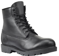 Mens Waterproof 6 Inch Basic Boot Black