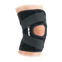 Level 2 Knee Support adjustable cross straps