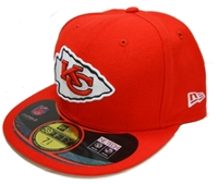Kansas City Chiefs NFL On-Field Cap